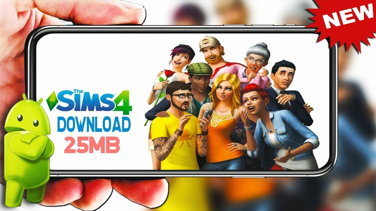 Sims 4 on Android