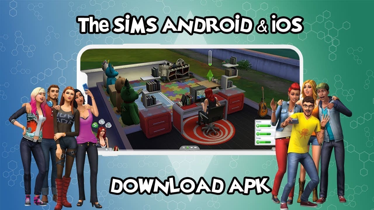 The sims 4 android apk
