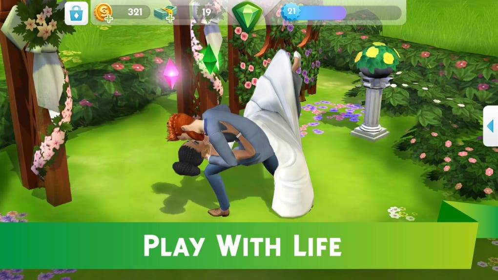sims 4 on android download