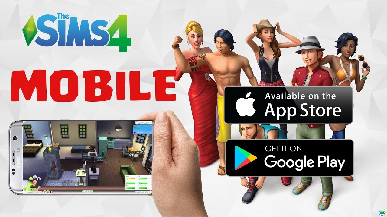 the sims 4 on android